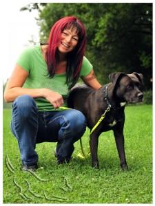 Michaela Hundetrainerin, Chica Straßenhund